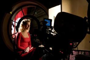 On Set of Inglourious Basterds (2009)