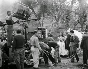 Filming Gone with the Wind (1939)