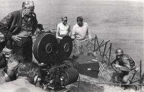 On Location : The Longest Day (1962) - Behind the Scenes photos