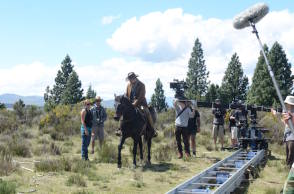 On Location : Slow West (2015) - Behind the Scenes photos