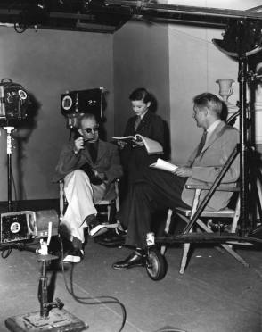 On Set of How Green Was My Valley (1941)
