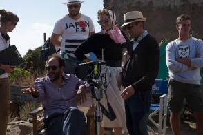 On Location : A Bigger Splash (2015)
