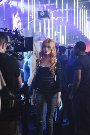 On Set of Shadowhunters (2016) - Behind the Scenes photos