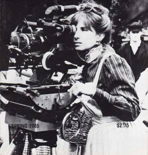 On Location : Yentl (1983) - Behind the Scenes photos