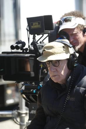 Filming Blue Jasmine (2013)
