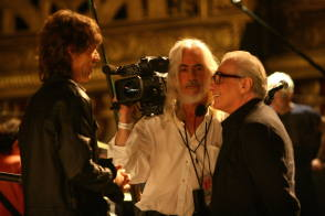 On Location : Shine a Light (2008) - Behind the Scenes photos