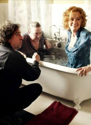 On Set of Big Fish (2003) - Behind the Scenes photos