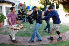 Filming Greenberg (2010) - Behind the Scenes photos
