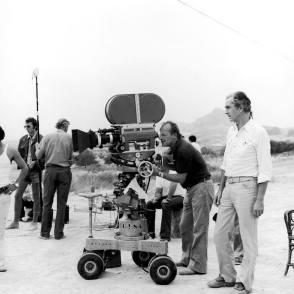 On Location : Zabriskie Point (1970) - Behind the Scenes photos
