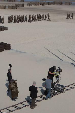 Filming Dunkirk (2017)