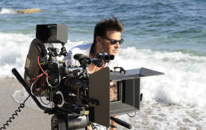 François Ozon Directs - Behind the Scenes photos