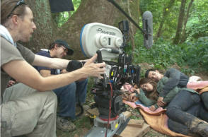 Filming Abduction (2011) - Behind the Scenes photos