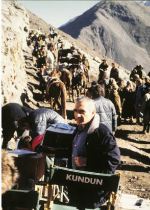 On Location : Kundun (1997) - Behind the Scenes photos