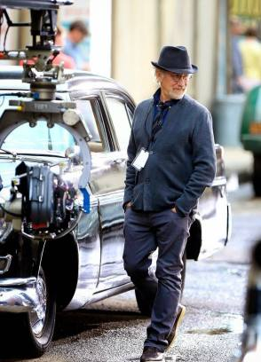 Steven Spielberg Directs