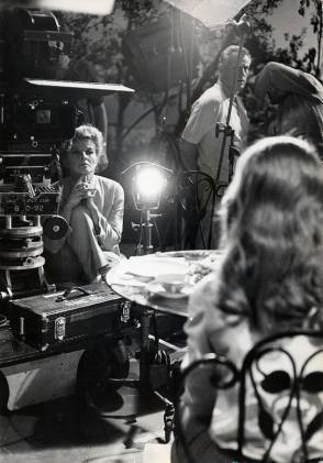 On Set of Guess Who's Coming to Dinner (1967)