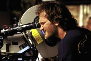 Quentin Tarantino Directs - Behind the Scenes photos