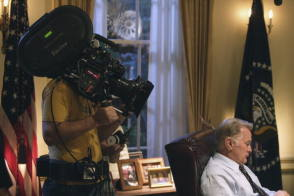 Filming The West Wing (1999-2006) - Behind the Scenes photos