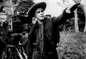 Marlon Brando Directs - Behind the Scenes photos