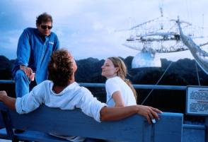 On Location : Contact (1997) - Behind the Scenes photos