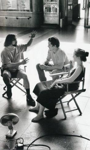 Richard Linklater Directs - Behind the Scenes photos