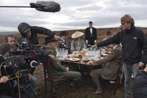 On Location : Parade's End (2012) - Behind the Scenes photos