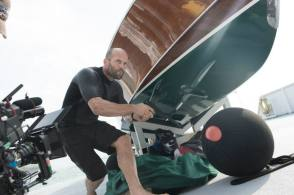 Jason Statham in Action - Behind the Scenes photos