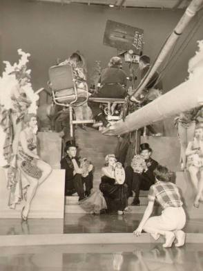 On Location : White Christmas (1954) - Behind the Scenes photos