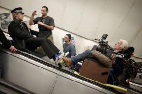 Filming Skyfall (2012)