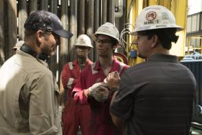 On Location : Deepwater Horizon (2016) - Behind the Scenes photos