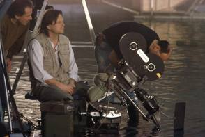Terry Gilliam Directs - Behind the Scenes photos