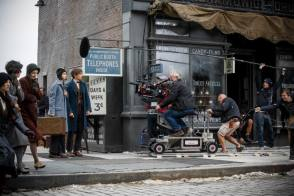 Filming Fantastic Beasts and Where to Find Them (2016)