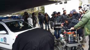 Filming Shivaay (2016) - Behind the Scenes photos
