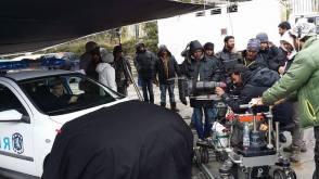 Filming Shivaay (2016)