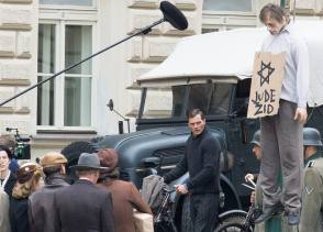 Filming Anthropoid (2016) - Behind the Scenes photos