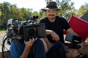 Edward Zwick Directs - Behind the Scenes photos