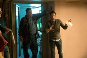 On Location : 10 Cloverfield Lane (2016) - Behind the Scenes photos