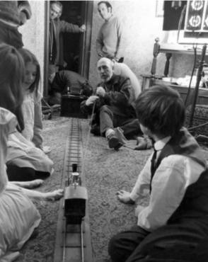 Filming The Railway Children (1970) - Behind the Scenes photos