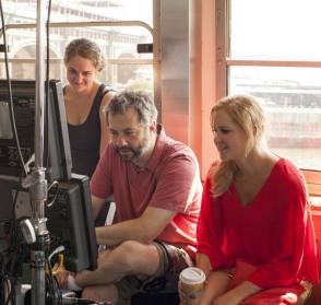On Set of Trainwreck (2015) - Behind the Scenes photos