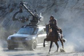Filming Assassin's Creed (2016) - Behind the Scenes photos