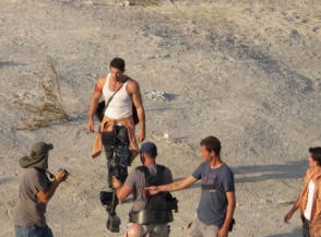 Scott Adkins : El Gringo (Bad Yankee) - Behind the Scenes photos
