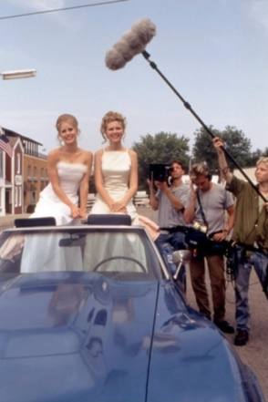 Filming Drop Dead Gorgeous (1999)