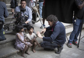 Garth Davis Directs - Behind the Scenes photos