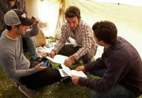 Shane Carruth : Primer (2004) - Behind the Scenes photos