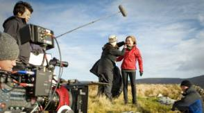 Filming Hunted (2012) - Behind the Scenes photos