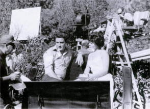 Elvis and Joan - Behind the Scenes photos