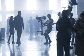 Filming Altered Carbon
