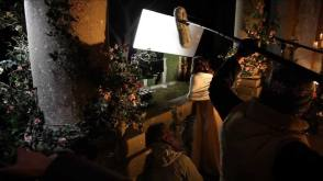 Juliet Is Looking For Romeo :) - Behind the Scenes photos