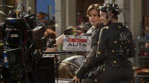 Filming Alita : Battle Angel (2019) - Behind the Scenes photos