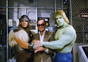 On Set Of The Incredible Hulk Returns