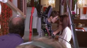 Kristen and Robert - Behind the Scenes photos